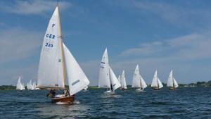 Folkeboot-Treffen Arnis 2019 @ Hafen Wassersportgemeinschaft Arnis