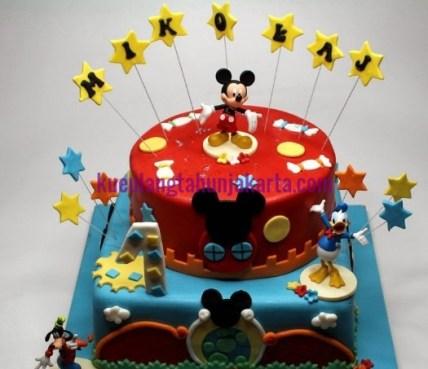 jual kue ultah mickey mouse jakarta