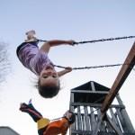Day 103: Joy swinging