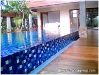 kolam renang invinity