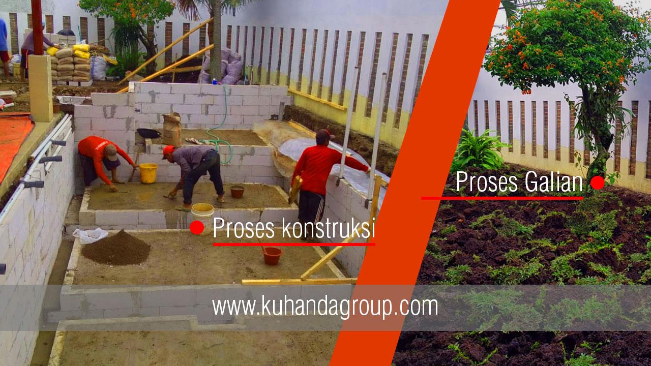 Kontraktor Kolam Renang Bandung Terpercaya Berpengalaman Garansi !