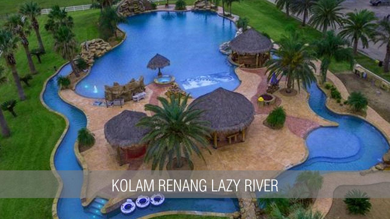 Kolam Renang Lazy River