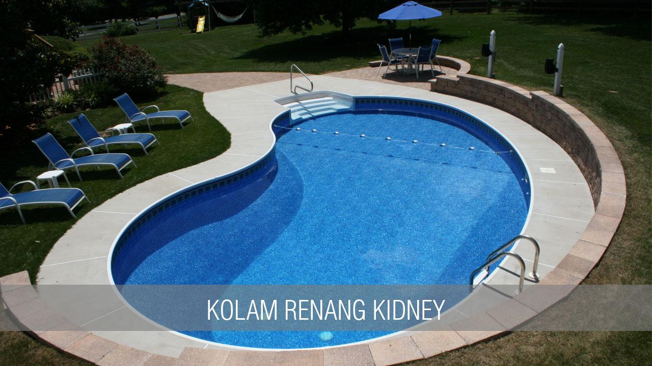 Kolam Renang Kidney