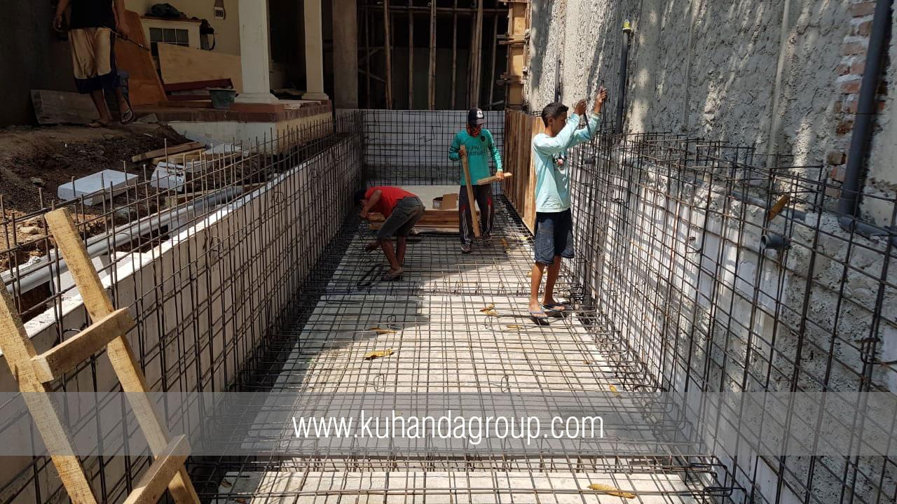 Pekerjaan Plumbing Kolam Renang