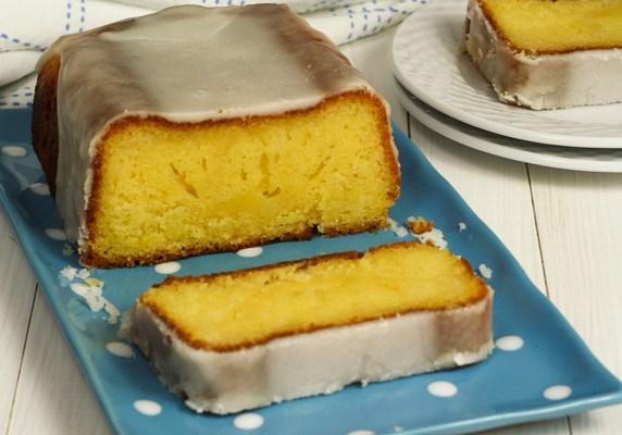 Sočni kolač sa limunom / Lemon loaf cake