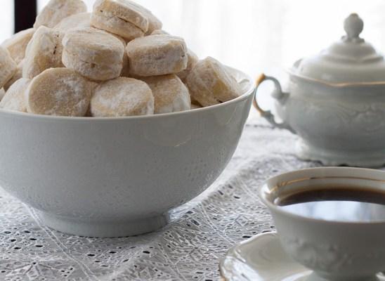 Vanilice / Vanilice, domestic biscuits