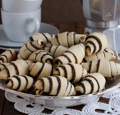 Kiflice sa makom / Poppy seed crescent rolls