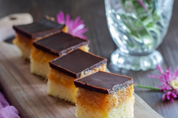 Jafa kolač / Jaffa cake
