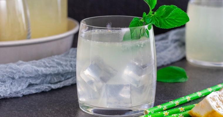 Limunada sa đumbirom / Ginger lemonade