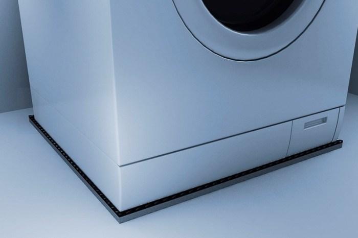 Противовибрационный коврик для стиральной машины