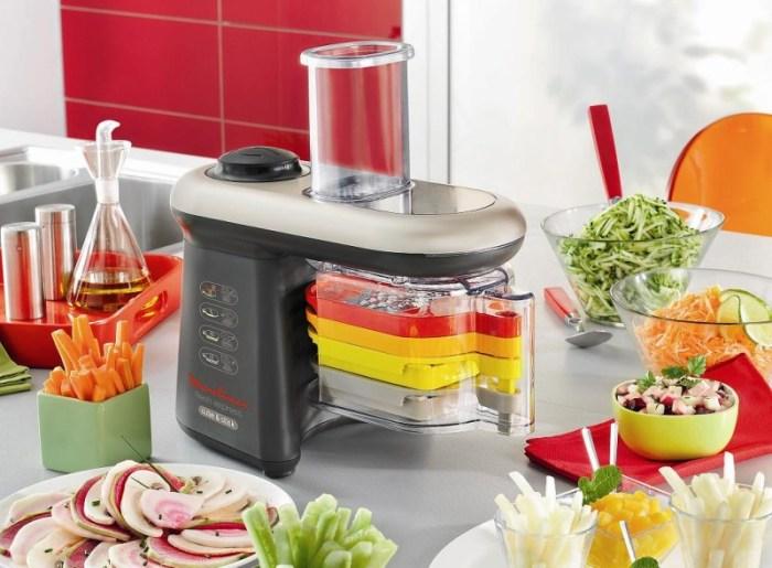 Кухонный измельчитель Moulinex DJ900 Fresh Express Cube