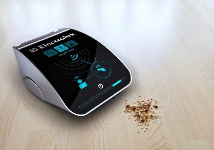 Робот пылесос Electrolux