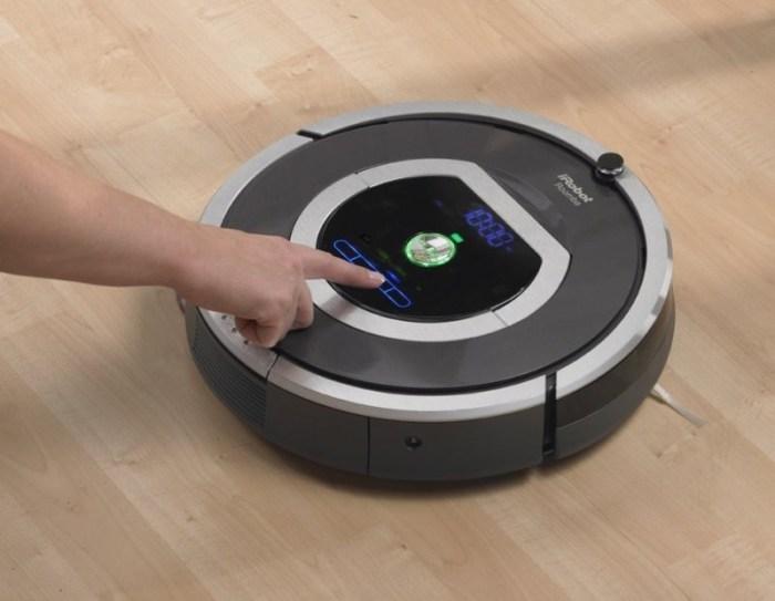 Пылесос Irobot Roomba