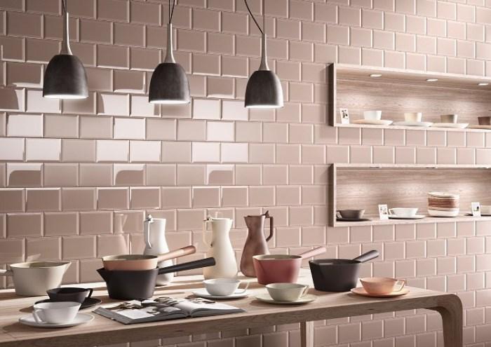 Кафельная плитка на кухне