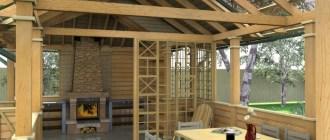 Задумка то, что надо: проектируем и строим летнюю кухню самостоятельно
