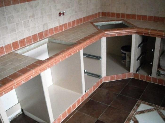 Каркас кухонного гарнитура