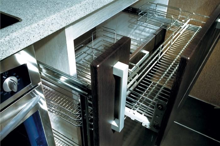 Комплектующие для мебели на кухне