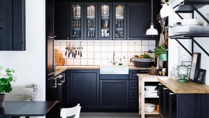 мебель для кухни икеа кухонный стиль Ikea