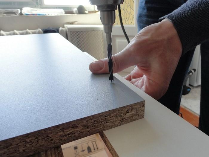 Сборка мебели из ДСП