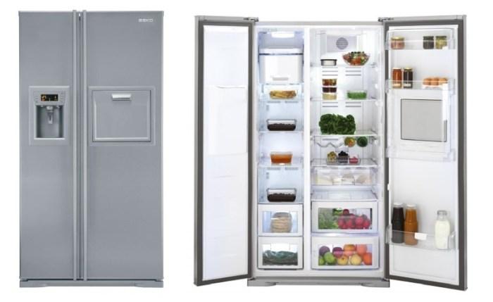 Холодильник BЕКО GNE V422X