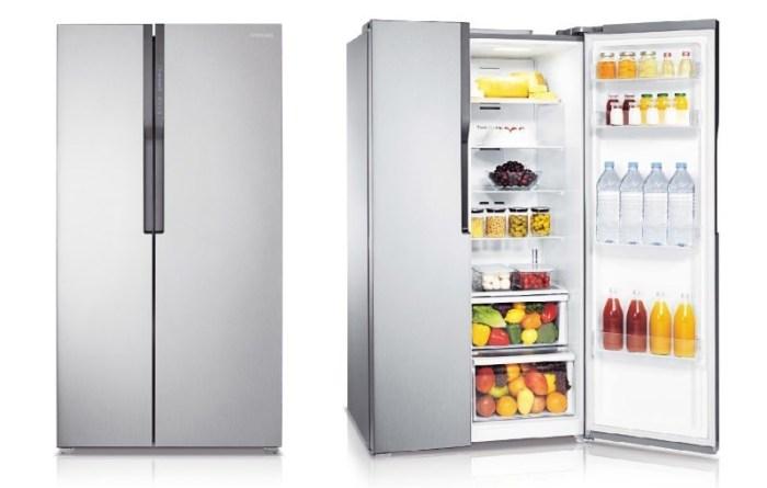Холодильник Samsung RS552 NRUASL