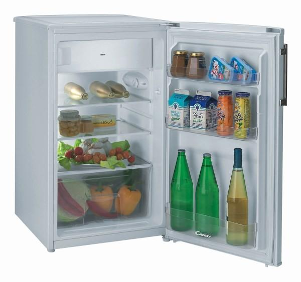 Маленький бытовой холодильник