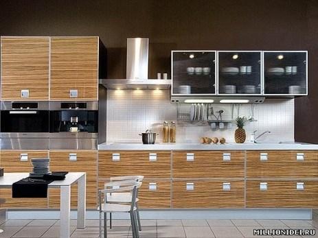 Галерея кухонь компании Анонс, Россия