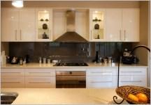 Галерея кухонь бежевого цвета, часть 6