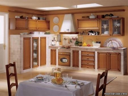 Галерея кухонь компании Эльт, Россия