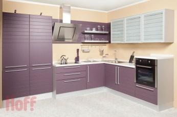 Галерея кухонь компании Hoff, Россия, часть 2