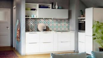 Галерея кухонь компании Икея, Швеция