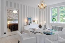 Галерея кухонь в скандинавском стиле, часть 5