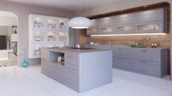 Галерея кухонь компании Zetta, Россия