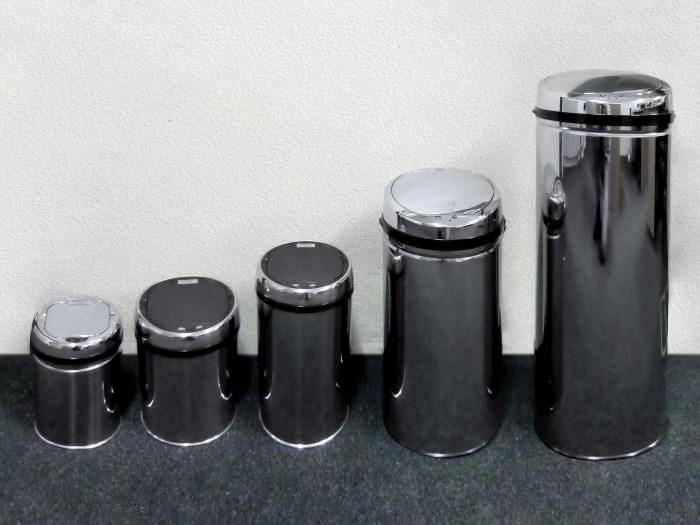 Сенсорные ведра для мусора