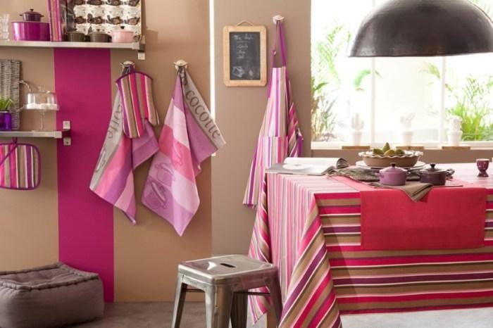Яркий кухонный текстиль