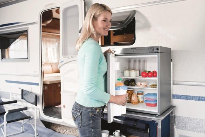 Абсорбционный газовый холодильник