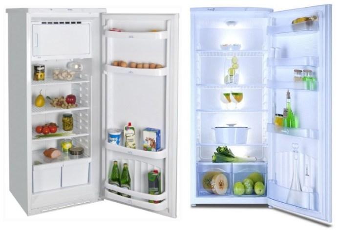 Холодильники с одной камерой Nord