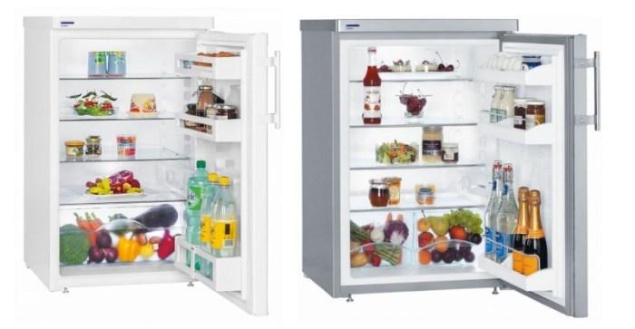 Однокамерные холодильники Liebherr T 1710 и KTP esf 1750