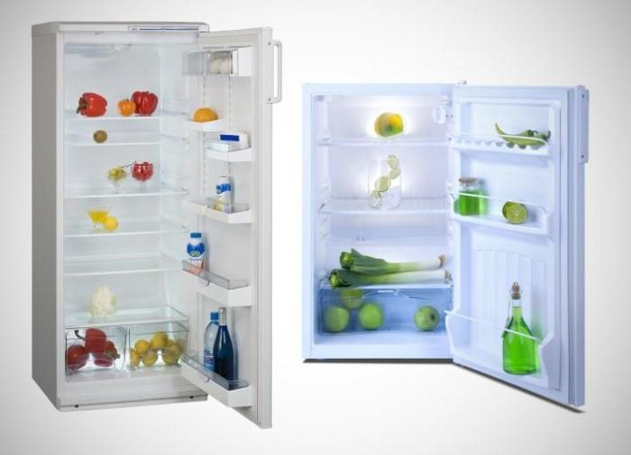 Холодильники Atlant MXМ-5810 и Норд ДХ 507-011