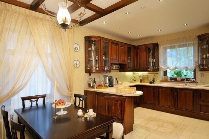 Дизайн кухни 12 кв м с гостиной