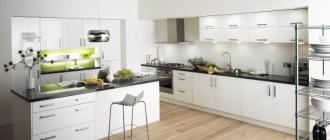 Ваша белоснежная кухня: красивый дизайн с чистого листа