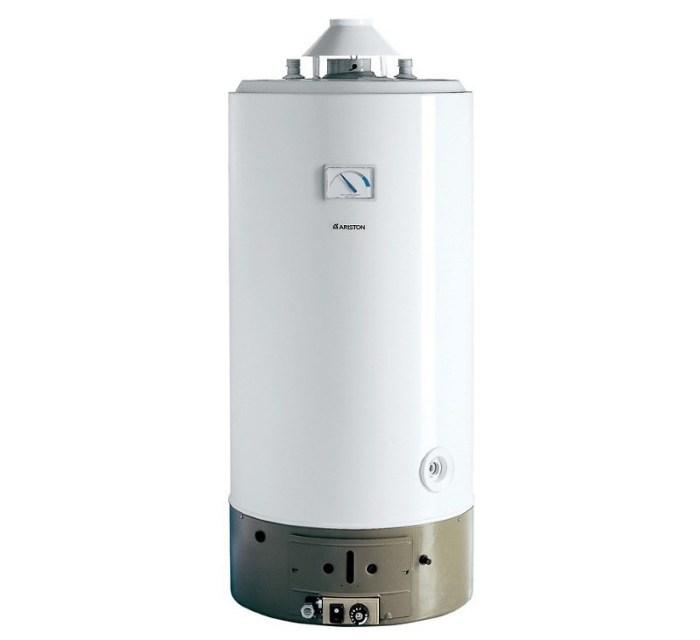 газовый накопительный водонагреватель