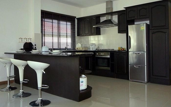 Барная стойка стол под цвет кухонного гарнитура