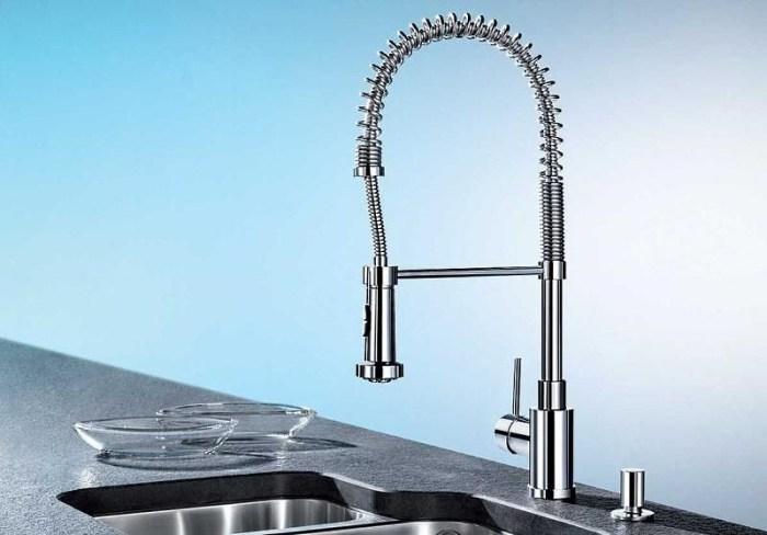 Кран для питьевой воды Кайзер