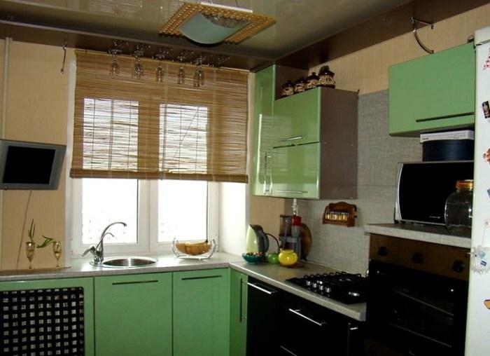 Хрущевский холодильник переоборудованный под мойку