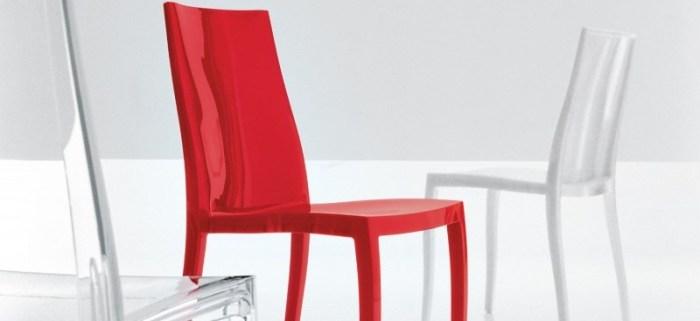 Штабелируемые стулья из поликарбоната