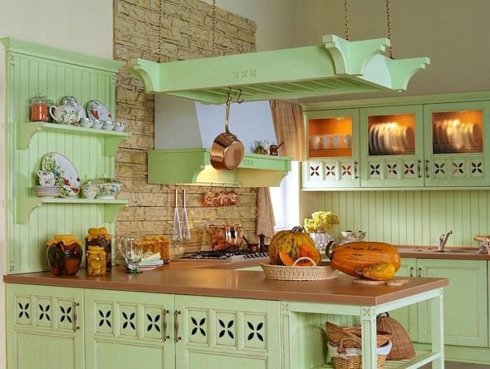 Как создать настроение в интерьере: популярные стили для кухни
