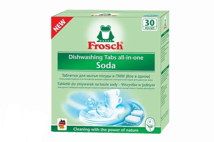 Таблетки Frosch 30 штук