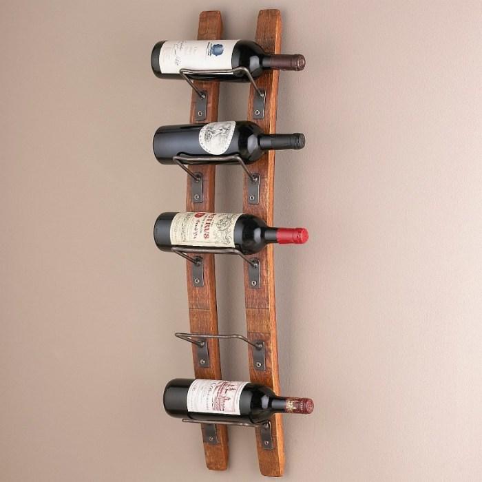 Полка под вино