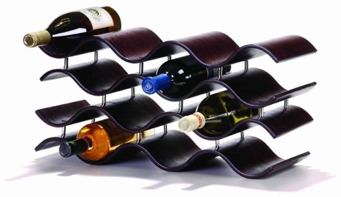 Полки стеллажи под вино
